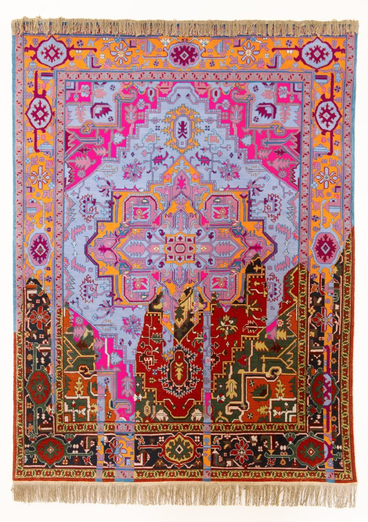 textile curator interview with textile artist faig ahmed