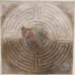 Diana Wood Conroy Tapestry Ariadne