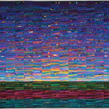 prairie quilt Ann Brauer