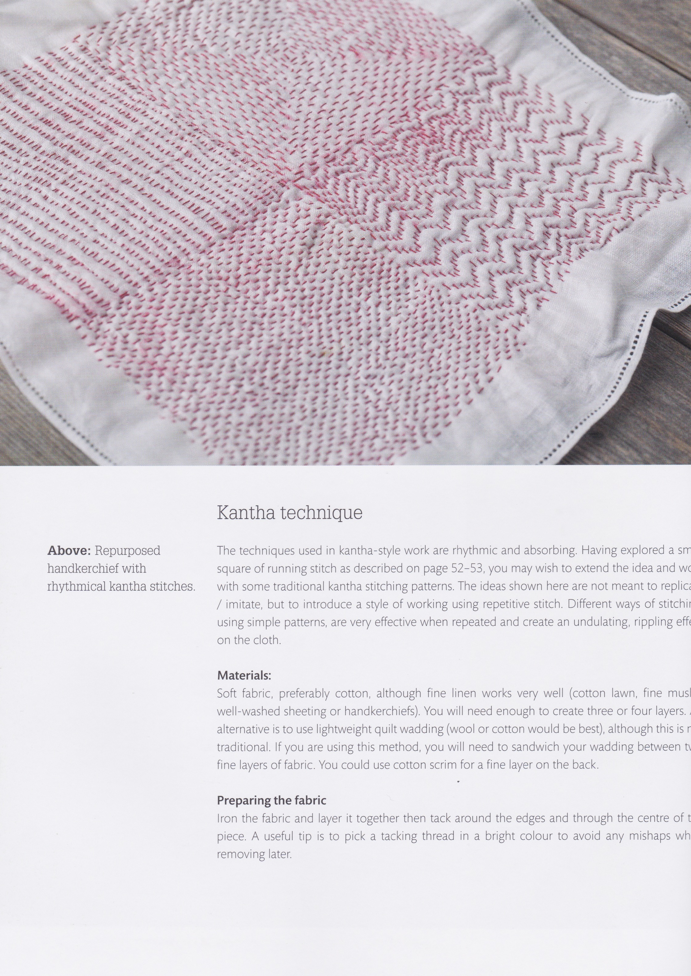 Knit Stitch Slow : Textile Curator Review of Slow Stitch by Claire Wellesley-Smith