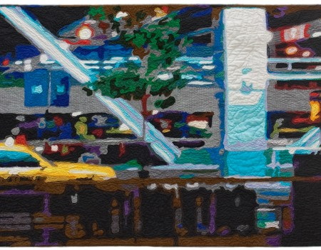 Sidnee Snell, quilt, PDX Phase II