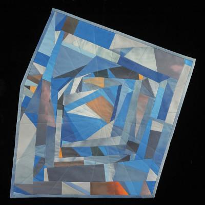 Amber Jean Young, quilt Kaleidoscope sky