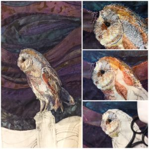 Owls by Rachel Wright