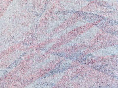 Kristina Aas. Liquid_light_II_detail_2014_158x131cm_digital_jacquard_weave_wool