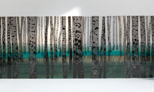 Lara Hailey, Birch-Wood-Series-(no.3)