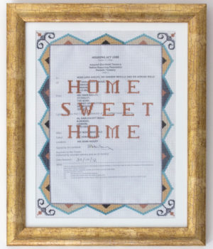 Lara Hailey, Home-Sweet-Home
