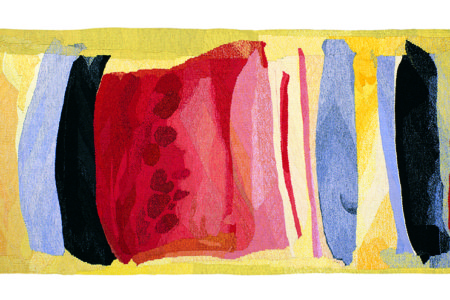Jilly Edwards journey-of-a-life-time-136-x-60-cm-cotton-warp-wool-cottone-linen-weft-2000-jpg