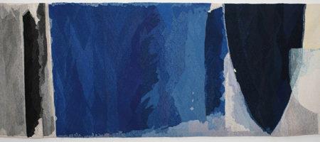 Jilly Edwards, MA tapestry