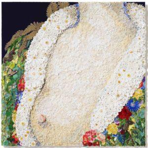 Louise Saxton textiles Partum Floralia2015aftergiuseppearcimboldo1590_lr
