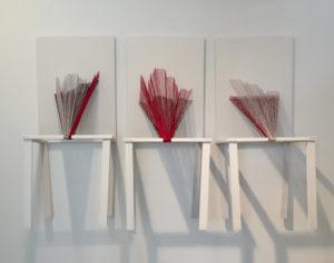 Jana Rumberger, textiles