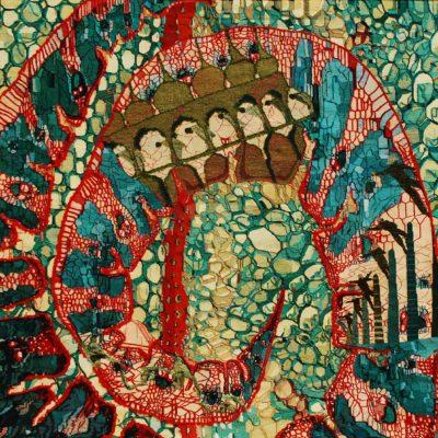 Sarah Peret, Tapestry, GOBEMOUCHE DE VENUS