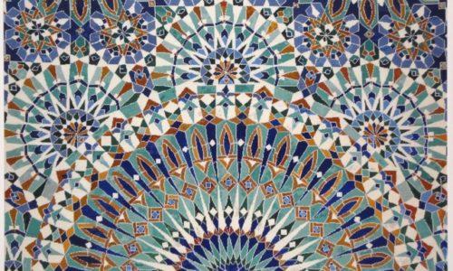 Natalie Fisher Casablanca textile curator