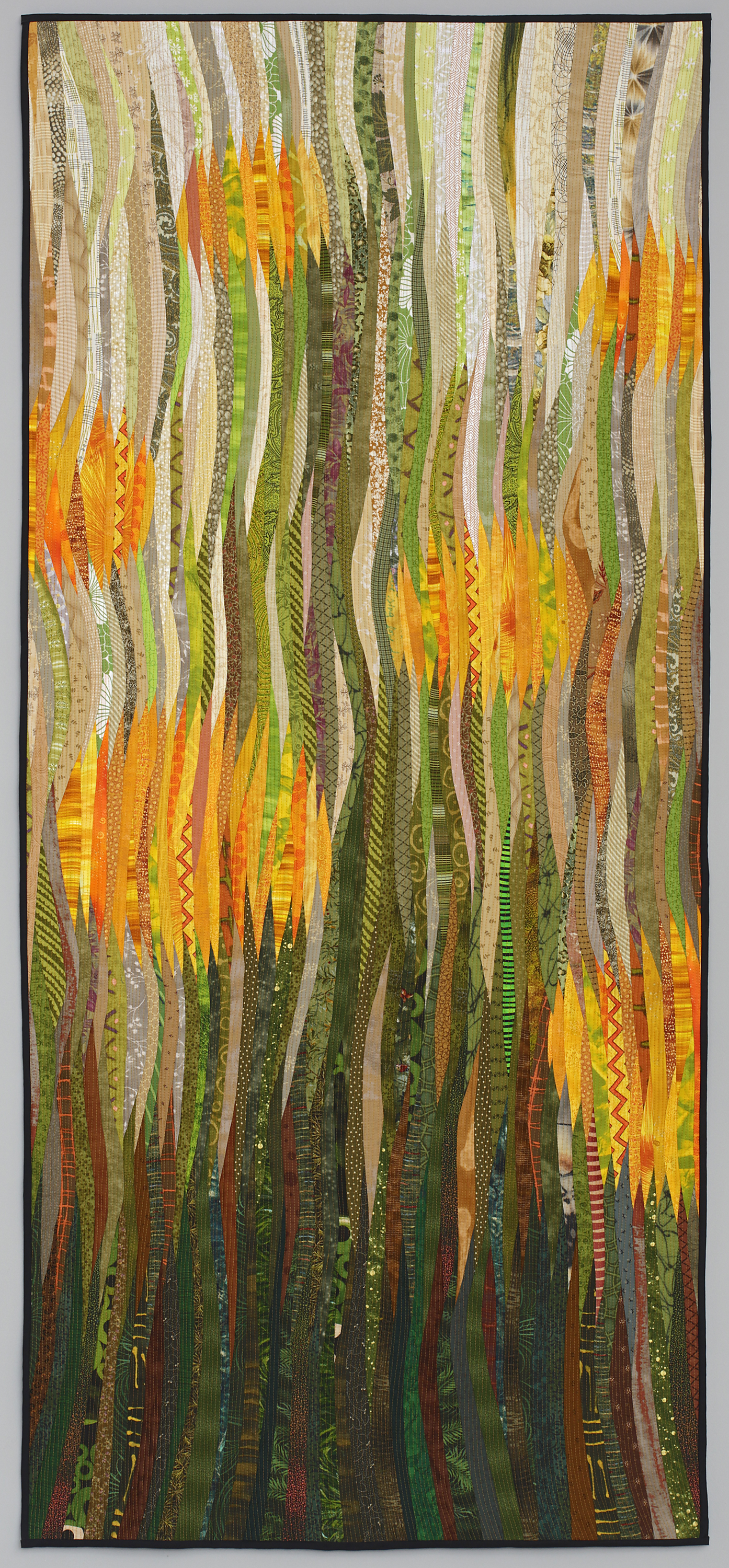 latest art quilts by ann brauer
