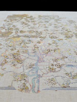 Archana_pathak, textiles Tree Of Life (detail)