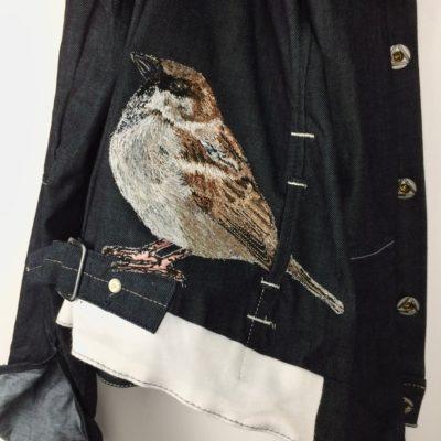 Janine Heschl Jacket sparrow
