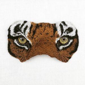 Janine Heschl Sumatra Tiger mask