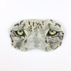 Janine Heschle Snow Leopard Mask