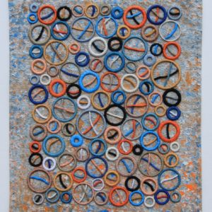 Elisabeth Rutt, art textiles